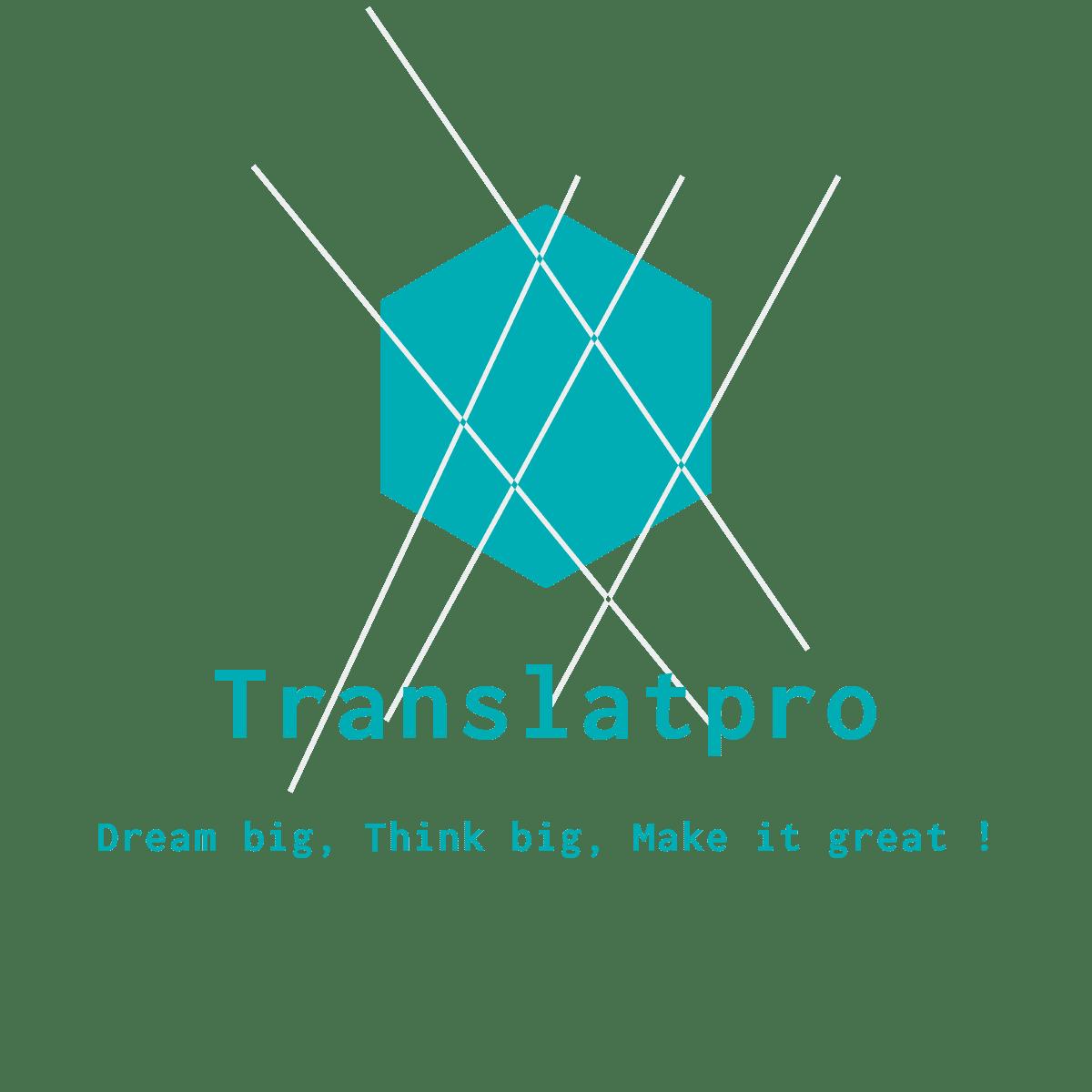 TranslatPro Agence de prestation de Services Linguistiques au Cameroun